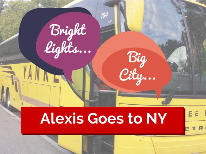 Alexis Goes to NY
