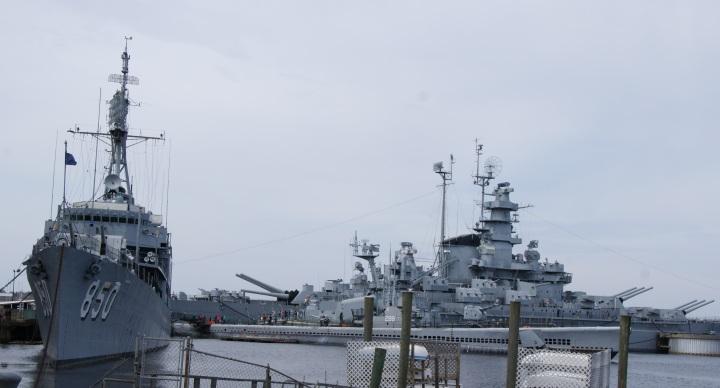 Battleship Cove, MA